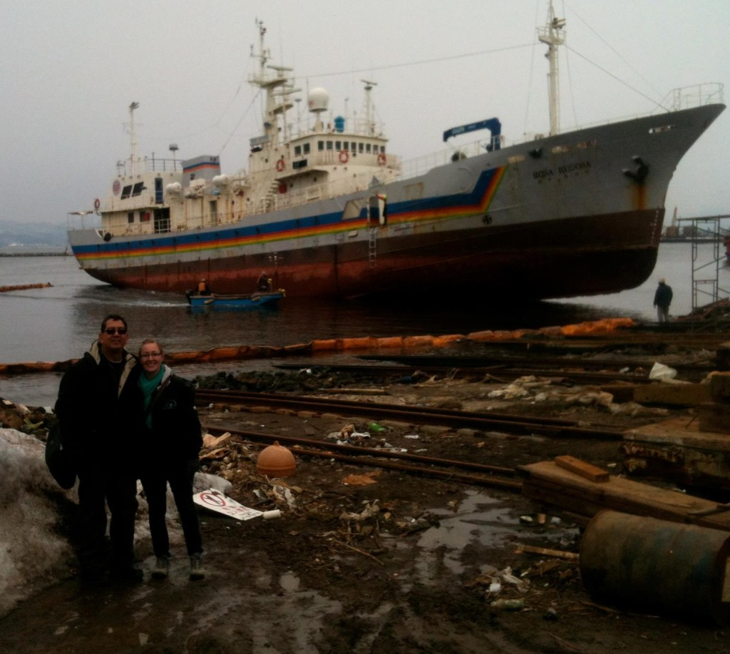 YWAM Marine Reach New Zealand New Ship