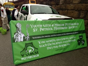 YWAM Pittsburgh St Patrick Day Parade