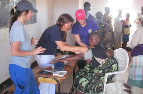 YWAM Medical Clinic in Malawi
