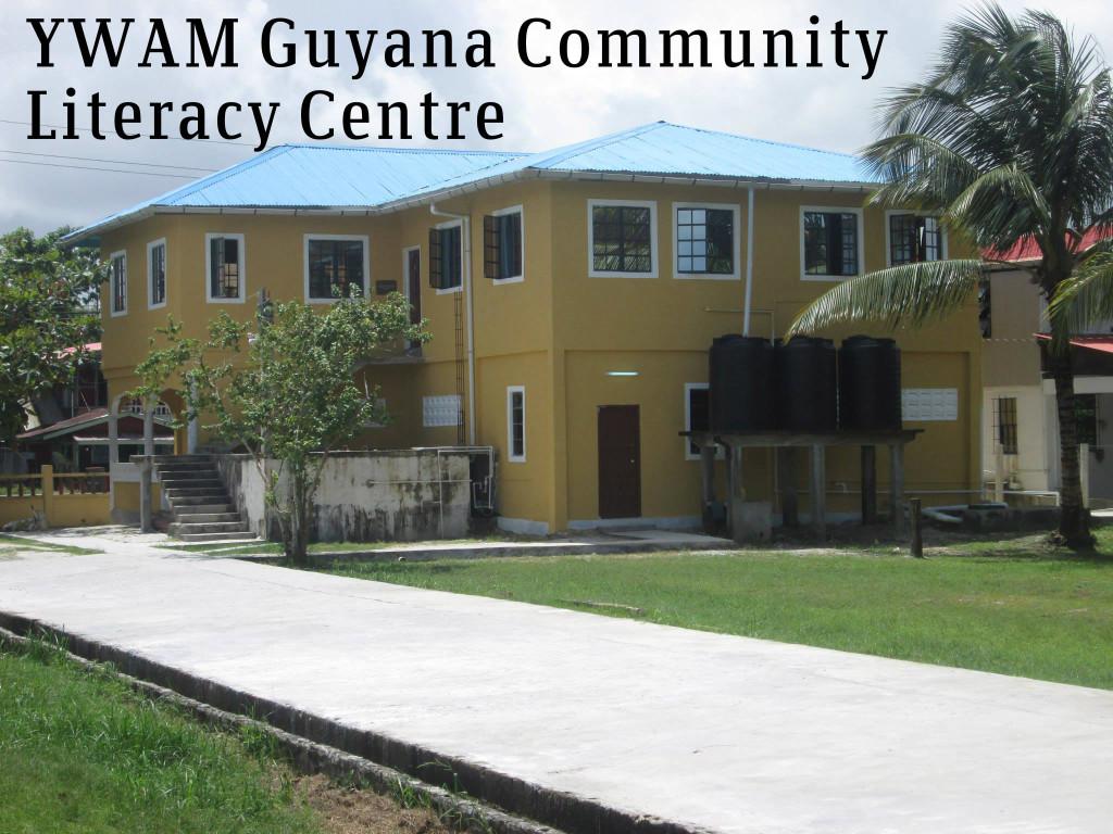 YWAM Guyana Community Literacy Centre
