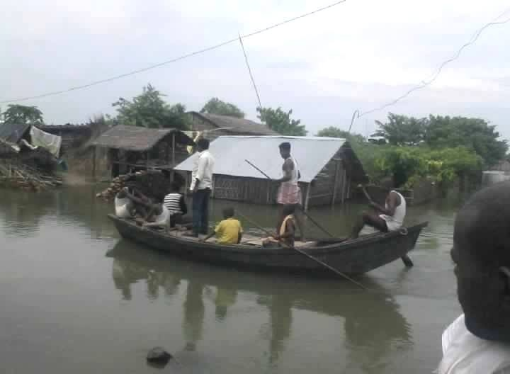 More Flooding in Bihar India