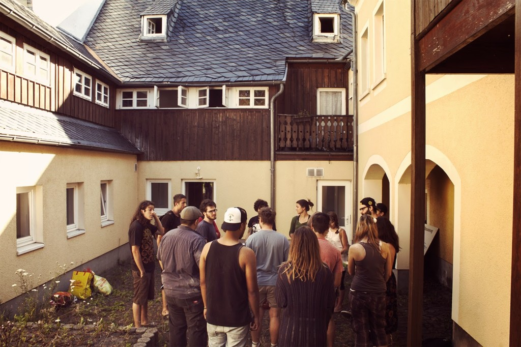 New House for YWAM Herrnhut