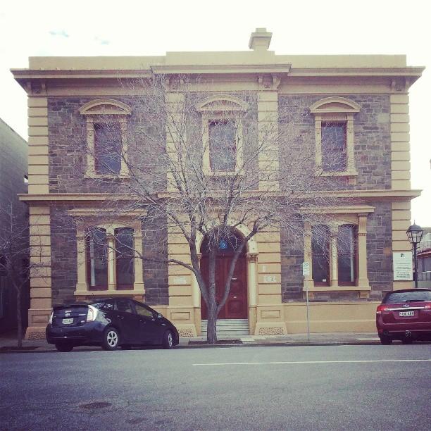 New YWAM Adelaide Building