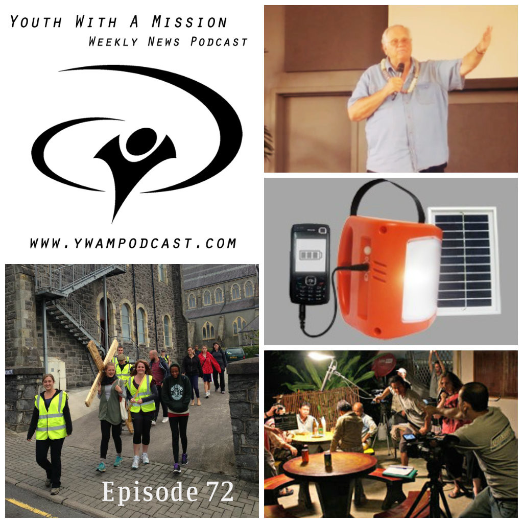 YWAM News Podcast Episode 72
