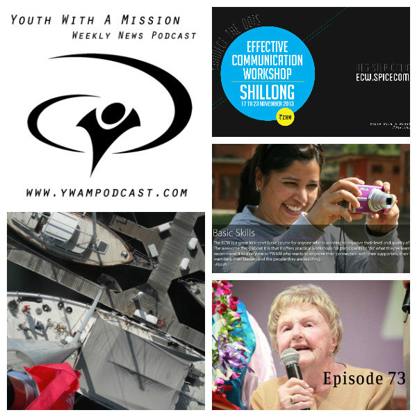 YWAM News Podcast Episode 73