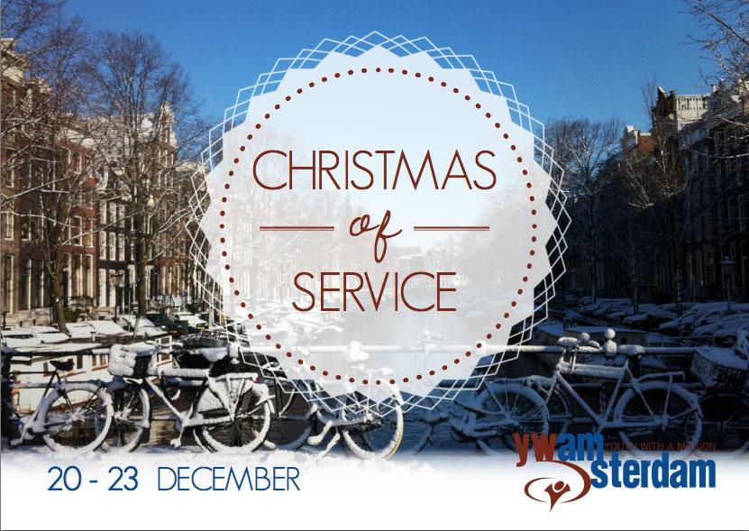 YWAM Amsterdam Christmas of Service 2013