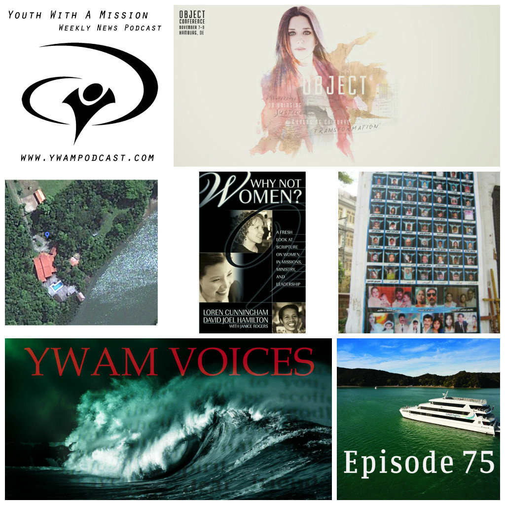 YWAM News Podcast 75