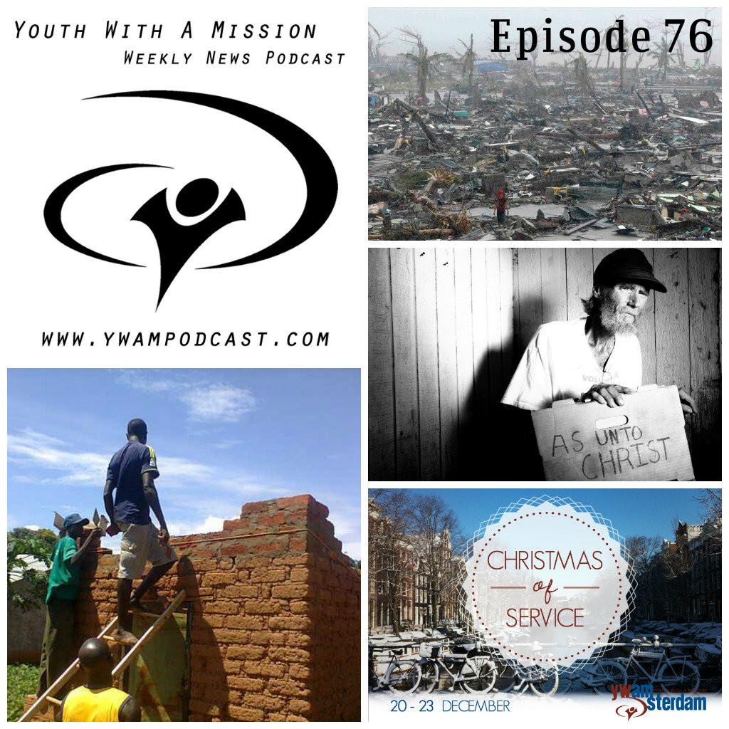 YWAM Podcast 76