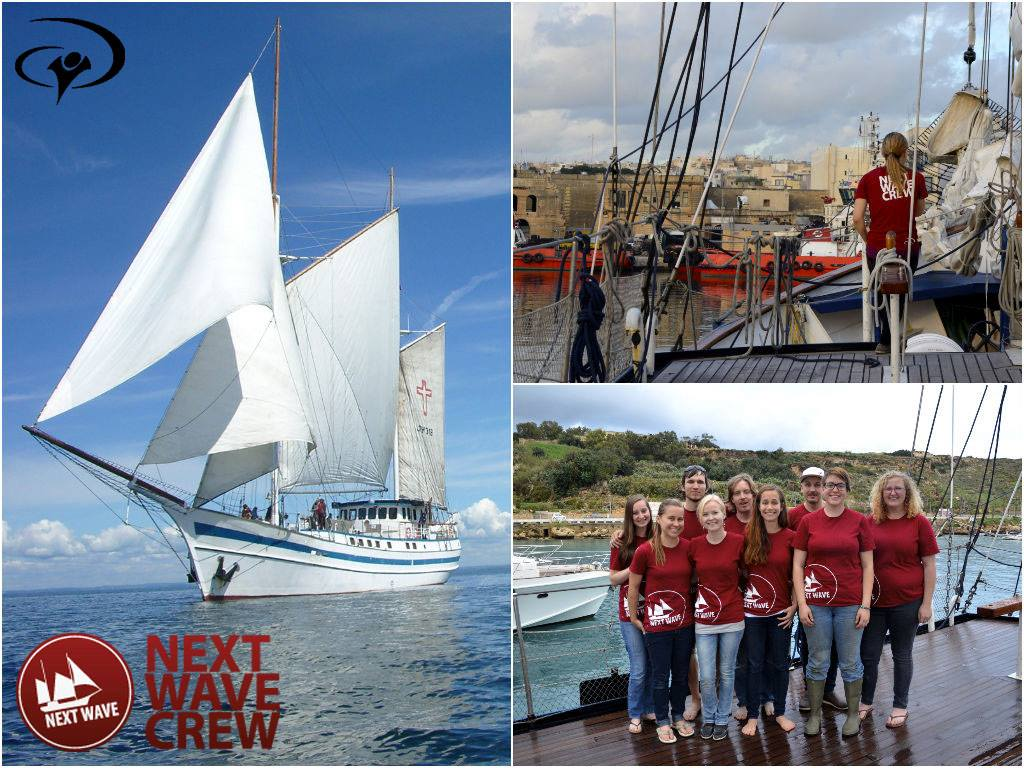 YWAM Next Wave Sailing Vessel Crew Recruitment