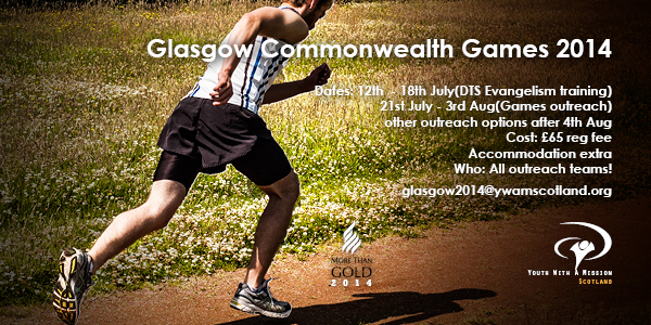 Glasgow Commonwealth Games 2014 Outreach