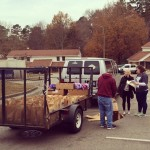 YWAM Charlotte Thanksgiving Outreach
