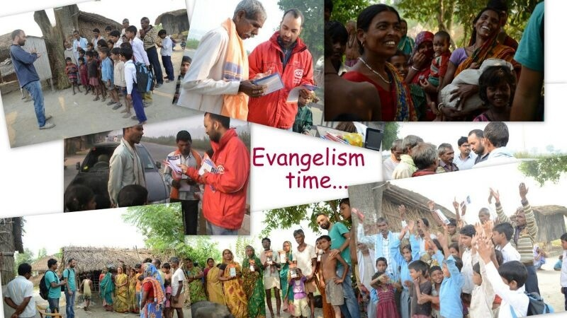 YWAM Dehradun Relief Work and Evangelism