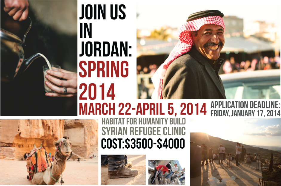 YWAM Strategic Frontiers Global Excursion Jordan