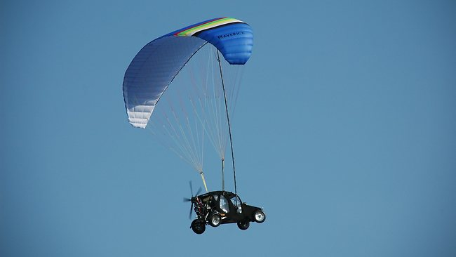 YWAM Townsville Flying Car