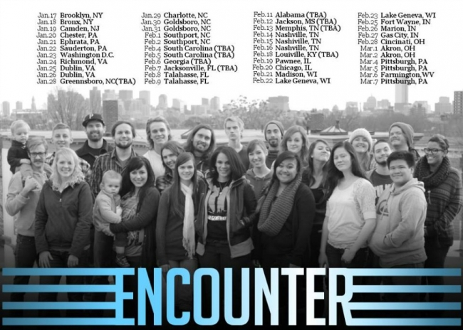 YWAM Boston Encounter Tour