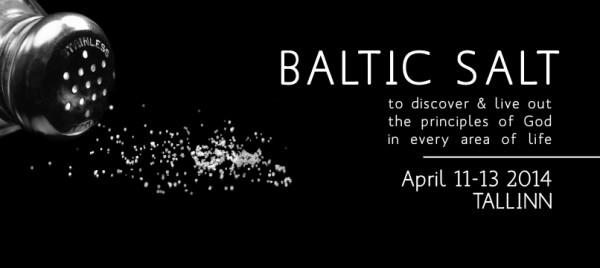 YWAM Baltic Salt Tallinn Estonia 2014