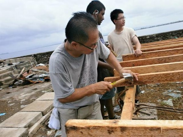 YWAM Rebuilding in the Philippines