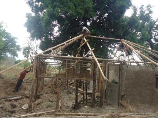 YWAM South Sudan House Building