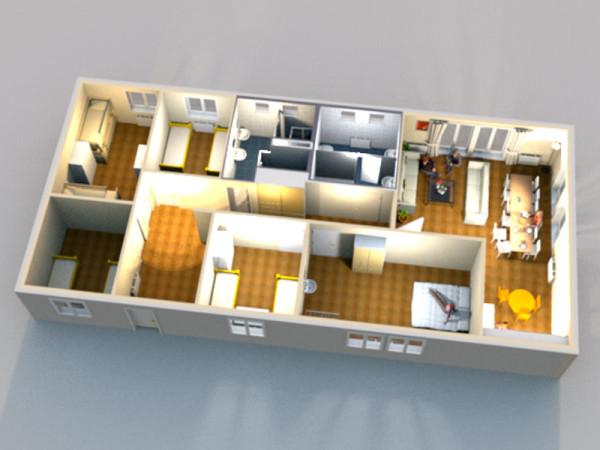 YWAM Germany New House