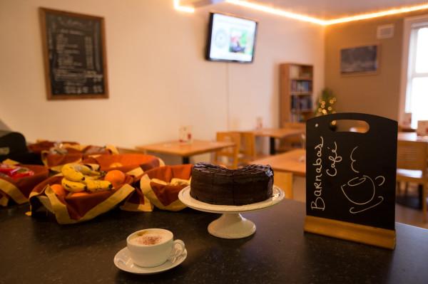 YWAM York Barnabas Cafe Opens