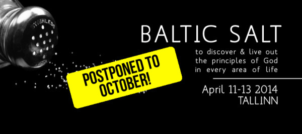 Baltic Salt Postponed Until October