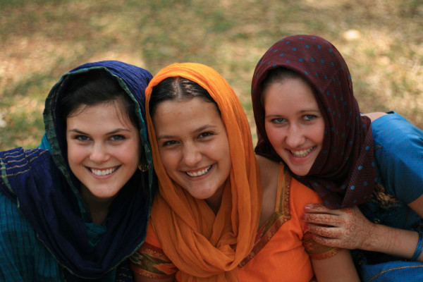 YWAM Perth Students in India