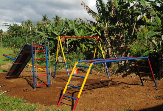 YWAM Samoa Learning Centre Playground