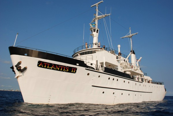 YWAM Ship the Atlantis II