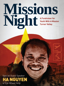 YWAM Turner Valley Missions Night 2014