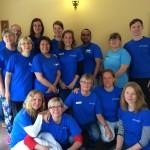 Marine Reach Medical Europe 2014 Team