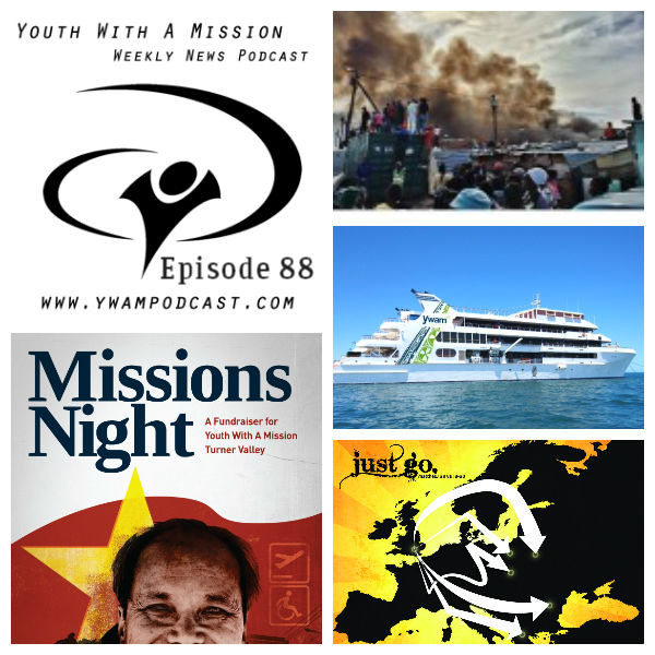 YWAM Podcast 88