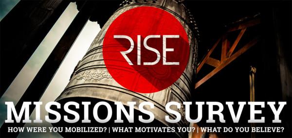 Rise Campaign Missions Survey