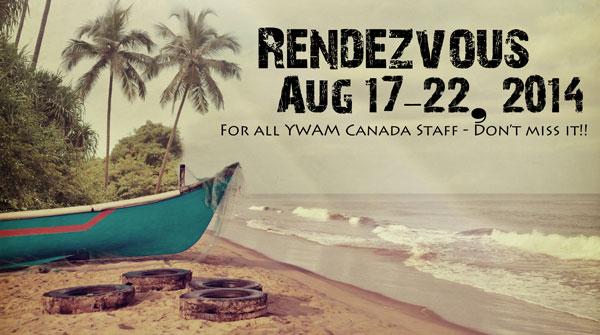 YWAM Canada Rendezvous