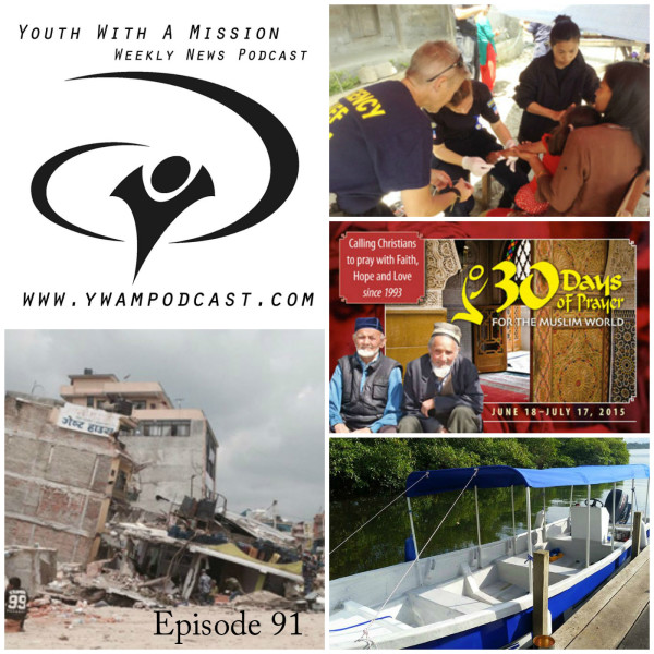 YWAM Podcast Episode 91