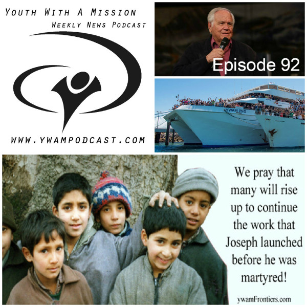 YWAM News Podcast Episode 92