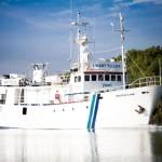 YWAM Ships Kona MV Pacific Link