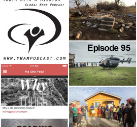 YWAM Podcast episode 95